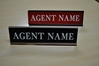 KW NAME PLATE ONLY (1x8)